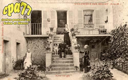 Villeneuve Sur Bellot - Villeneuve-sur-Bellot