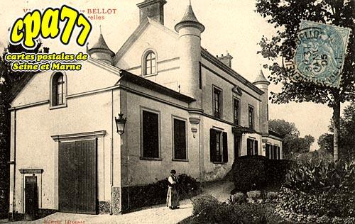 Villeneuve Sur Bellot - Château des Tourelles