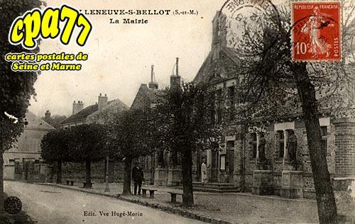 Villeneuve Sur Bellot - La Mairie