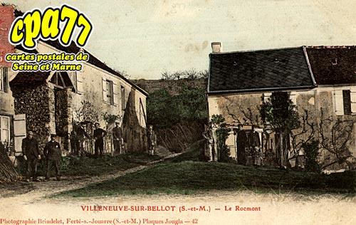 Villeneuve Sur Bellot - Le Rocmont