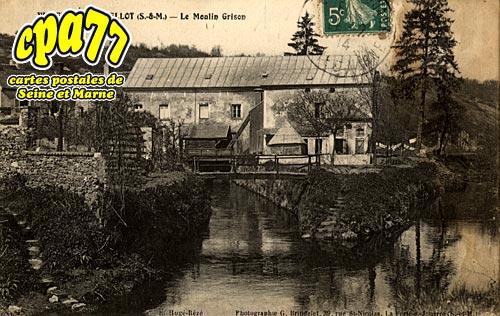 Villeneuve Sur Bellot - Le Moulin Grison