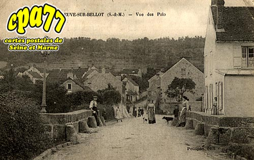 Villeneuve Sur Bellot - Vue des Polo