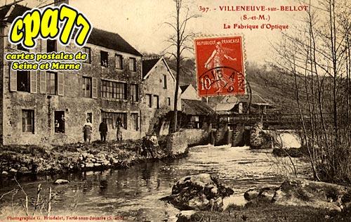 Villeneuve Sur Bellot - La Fabrique d'Optique