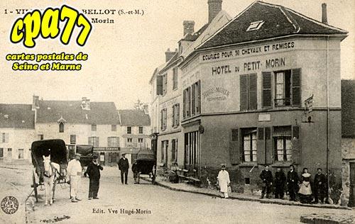 Villeneuve Sur Bellot - Hôtel du Petit-Morin