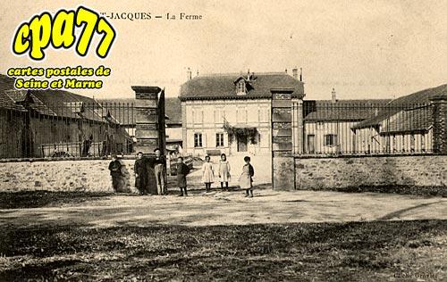 Ville St Jacques - La Ferme