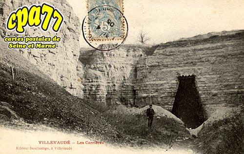 Villevaudé - Les Carrières