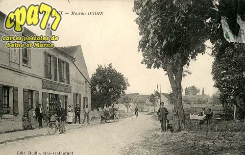 Villevaudé - Bordeaux - Maison Dodin