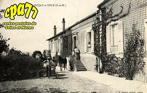Villevaudé - Montjay-la-Tour