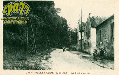 Villevaudé - Le Bout d'en bas