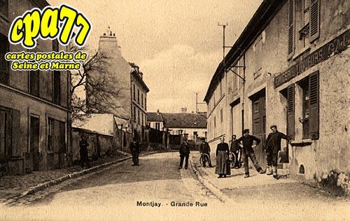 Villevaudé - Montjay - Grande-Rue