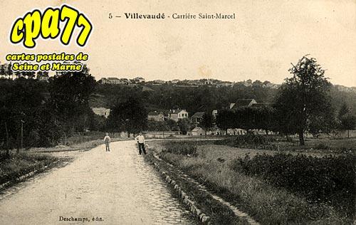 Villevaudé - Carriére Saint-Marcel