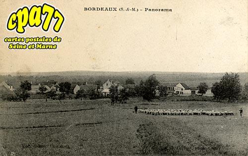 Villevaudé - Bordeaux - Panorama