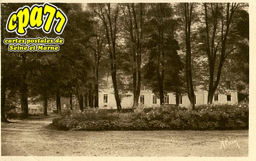 Villevaudé - Le Sanatorium de Villevaudé