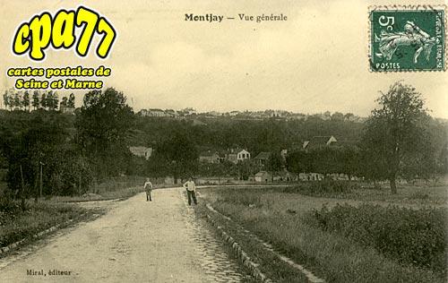 Villevaudé - Vue générale