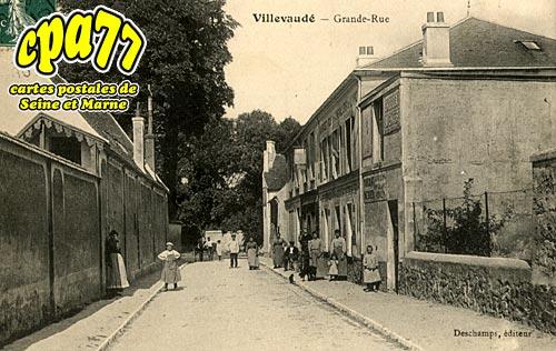 Villevaudé - Grande-Rue