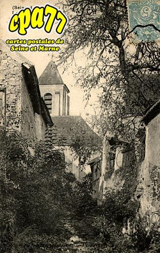Villiers Sur Morin - Le Ru de Villiers