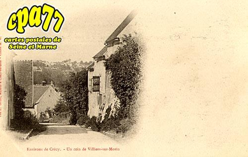 Villiers Sur Morin - Un coin de Villiers-sur-Morin