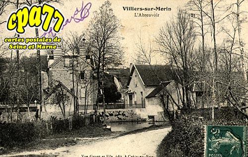 Villiers Sur Morin - L'Abreuvoir