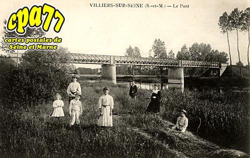 Villiers Sur Seine - Le Pont