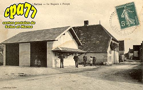 Villiers Sur Seine - Le Magasin à Pompe