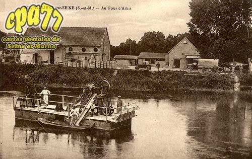 Villiers Sur Seine - Au four d'Hathis