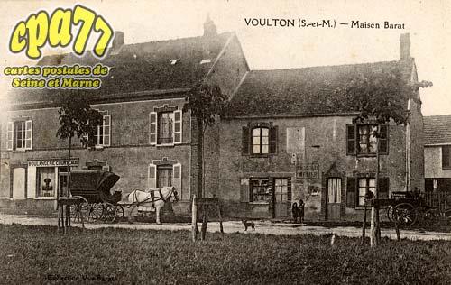Voulton - Maison Barat
